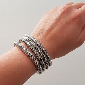keine Armband zilver