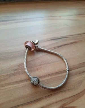 Pandora Bracelet silver-colored-rose-gold-coloured