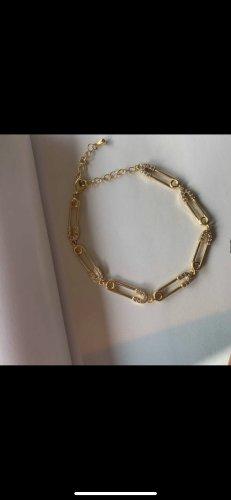 aus Italien Bracelet gold-colored