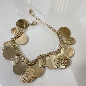 Charm Bracelet gold-colored