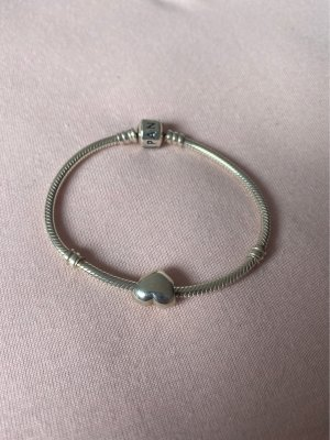 Pandora Bangle silver-colored