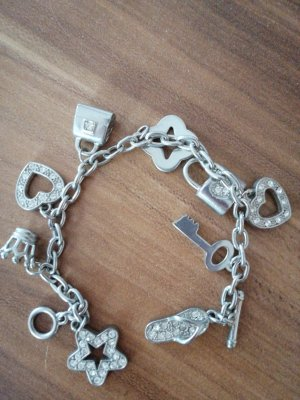 unknown Charm Bracelet silver-colored