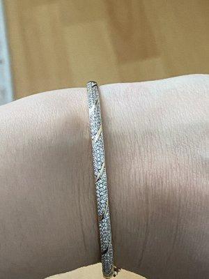 14 Karat Gold Bracelet en or doré-argenté