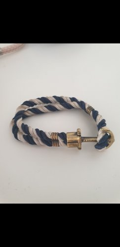 Paul Hewitt Bracelet white-blue