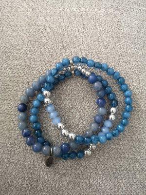 Edc Esprit Brazalete de perlas multicolor