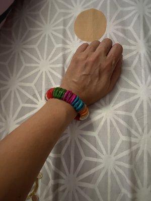 Pulsera multicolor