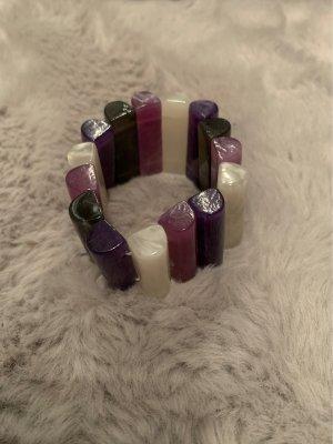 Bracelet de bras multicolore