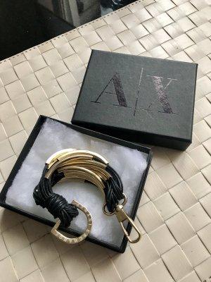 Armani Exchange Bracelet black-gold-colored