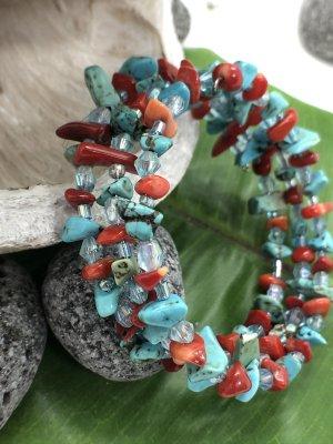 Handmade Braccialetto multicolore
