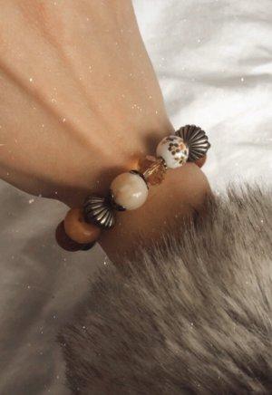 Bijou Brigitte Bracelet en perles multicolore