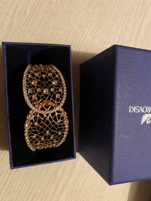 Swarovski Mouwband goud