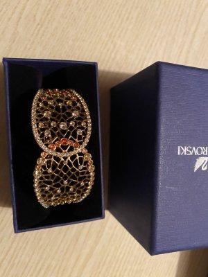 Swarovski Bracelet de bras doré
