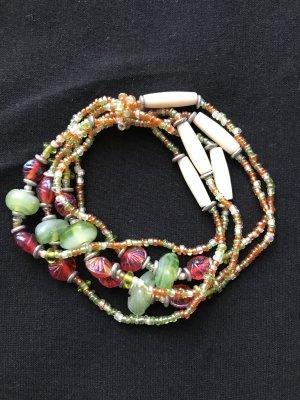 Bracelet multicolore verre
