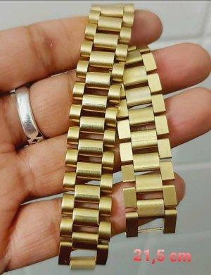 SmD Braccialetto sottile oro