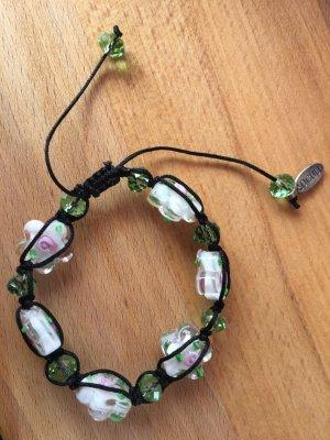 Armband aus Glasperlen von Loculi