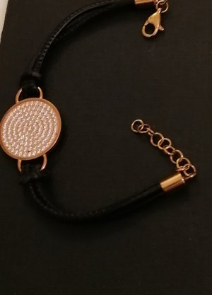 Christ Bracelet black-rose-gold-coloured