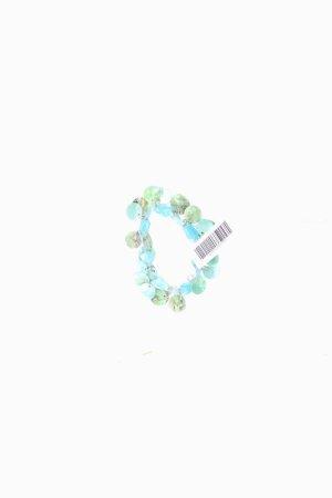 Bracelet bleu-bleu fluo-bleu foncé-bleu azur