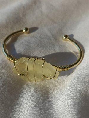 Armband Citrin