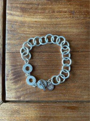 COPENHAGEN SENCE Silver Bracelet silver-colored