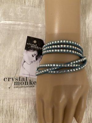 Armband Crystals Monkeys Crystals from Swarovski neu ohne Etikett