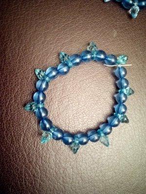 Bracelet blue-turquoise