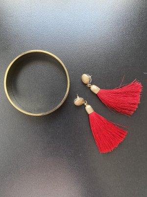 Armband Dyberg/ Kern / neue Ohrringe