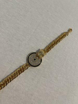 Bracelet en or doré