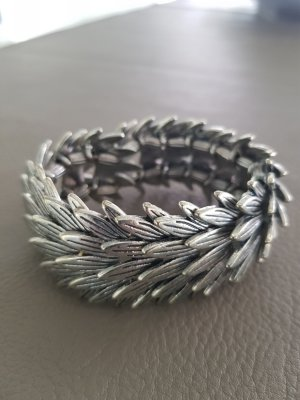 Bracelet silver-colored