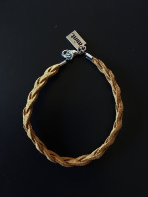 Mint Bracelet cognac-coloured-brown