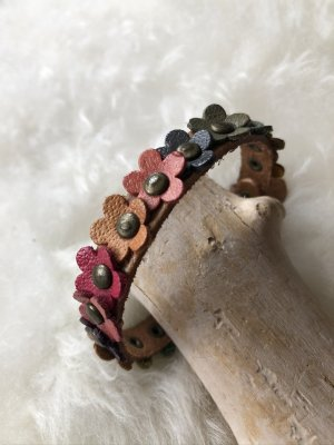 unbranded Leather Bracelet multicolored leather