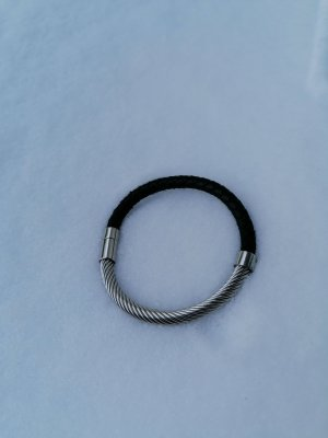 Armband, Lederarmband, Magnetarmband, Leder