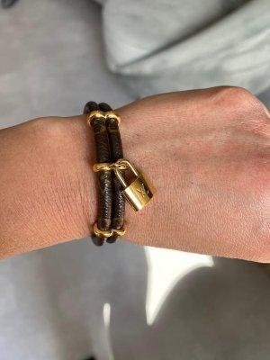Louis Vuitton Pulsera marrón