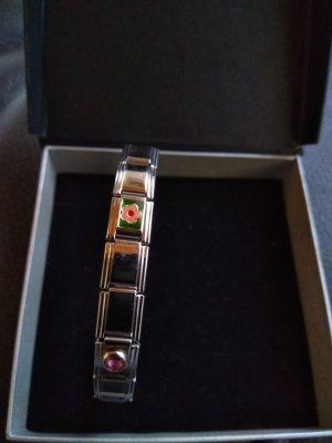 Luna Silver Bracelet silver-colored