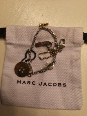 Marc Jacobs Bracelet argenté-doré