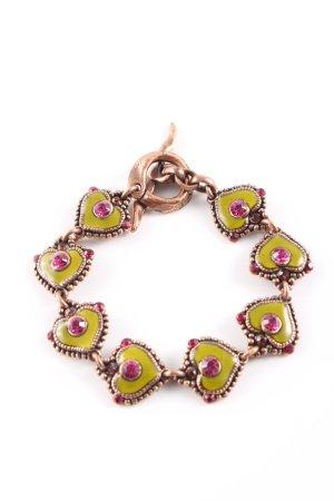 Taratata Armband mehrfarbig Elegant