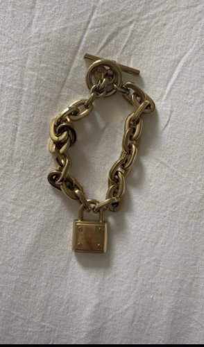 Michael Kors Brazalete de oro color oro