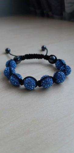 Armband mit Glitter Steinchen