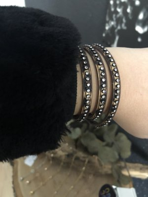 Armband mit Leomuster -Neu-