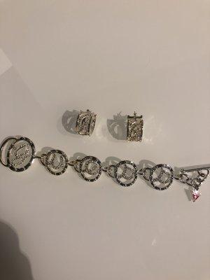 Armband mit Ohrringe