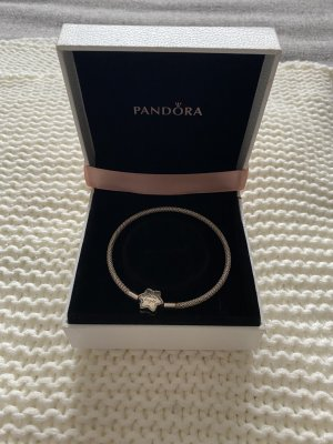 Pandora Bracelet gris clair