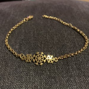 Bracelet gold-colored