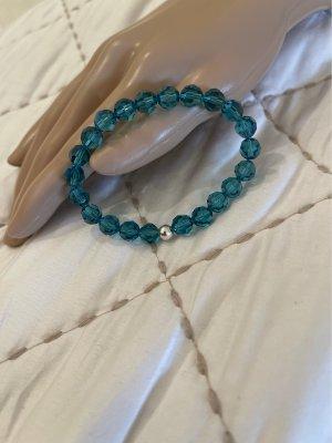Armband mit Swarovski Perlen dehnbar neu ohne Etikett
