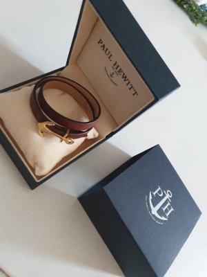 Paul Hewitt Bracelet brun