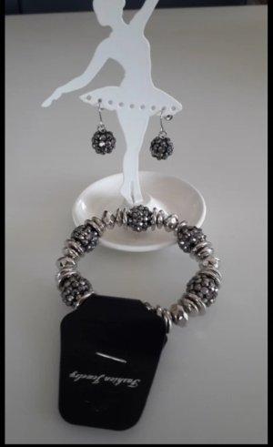 Armband & Ohrringe im Set