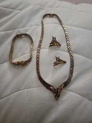 Armband, Ohrringe und Halskette