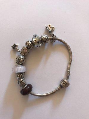 Armband Pandora+11Anhänger