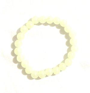 Vintage Bracelet en perles multicolore