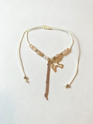 Armband Perlen & Vogel