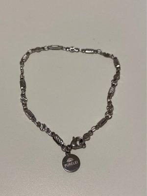 Purelei Silver Bracelet silver-colored