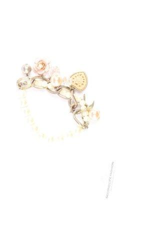 Bracelet vieux rose-rosé-rose clair-rose